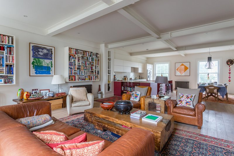 onefinestay - Clifton Gardens private home - Image 1 - London - rentals