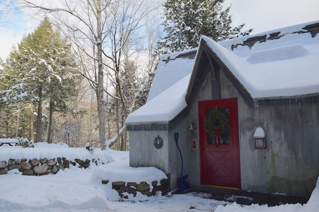 Front - Fox Hollow - Stowe - rentals