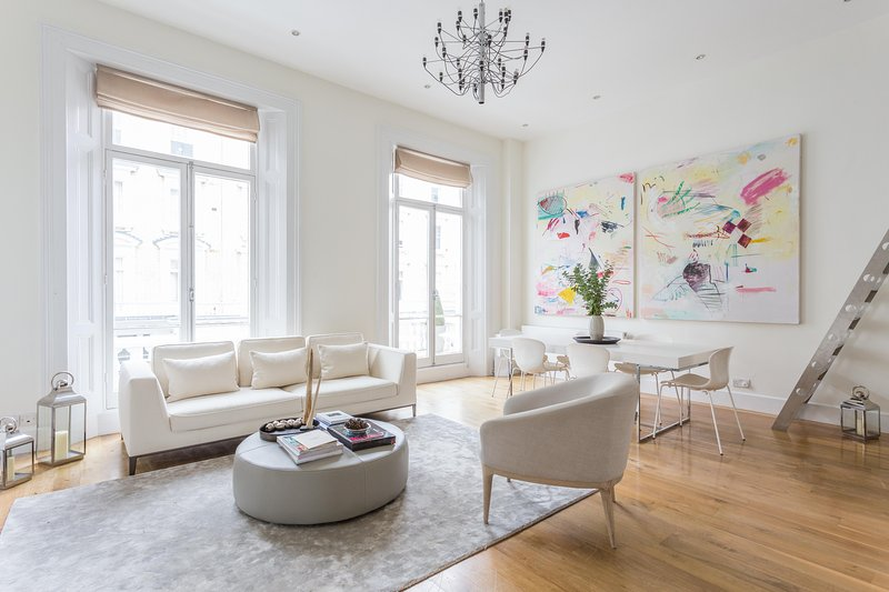 onefinestay - Harcourt Terrace III private home - Image 1 - London - rentals