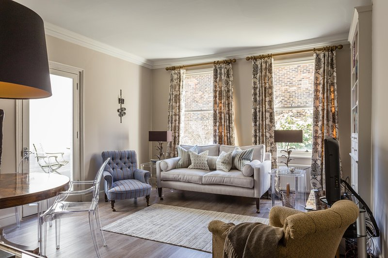 onefinestay - Harcourt Terrace IV private home - Image 1 - London - rentals