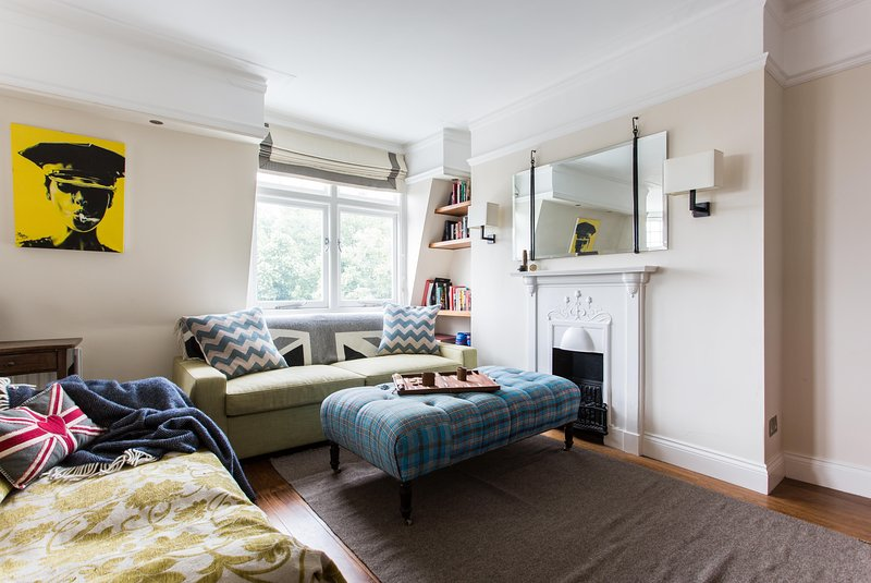 onefinestay - Hurlingham Court Mansions private home - Image 1 - London - rentals