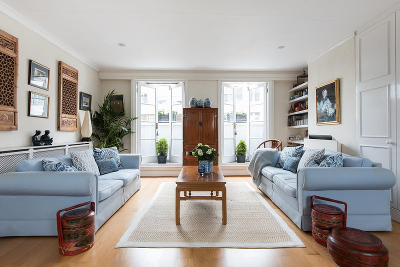 onefinestay - Lots Road III private home - Image 1 - London - rentals