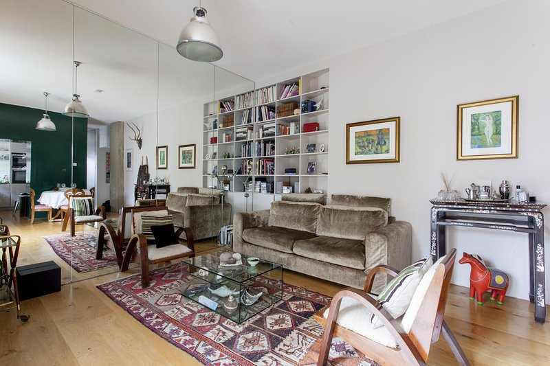 onefinestay - Regency Street private home - Image 1 - London - rentals