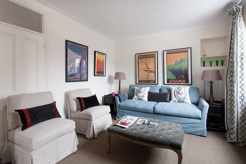 onefinestay - Royal Hospital Road private home - Image 1 - London - rentals