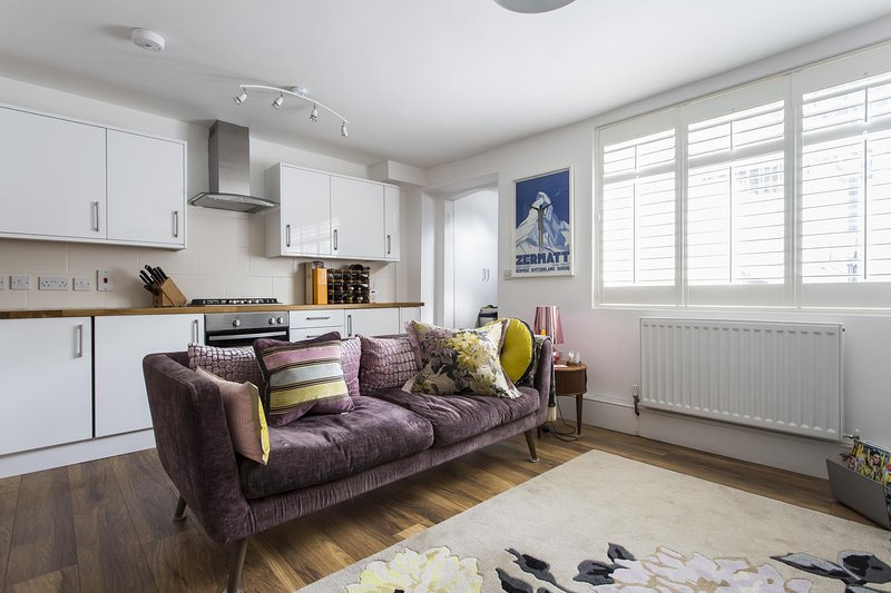 onefinestay - Shepherdess Walk VIII private home - Image 1 - London - rentals
