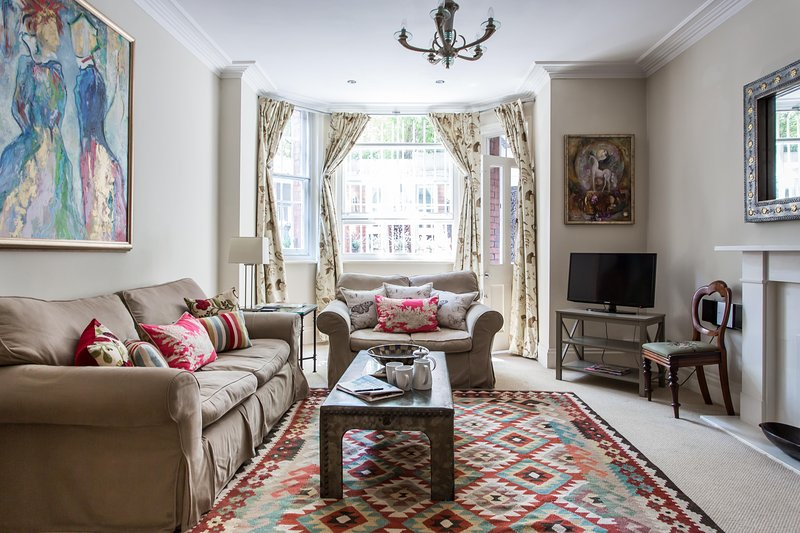 onefinestay - Sloane Gardens private home - Image 1 - London - rentals