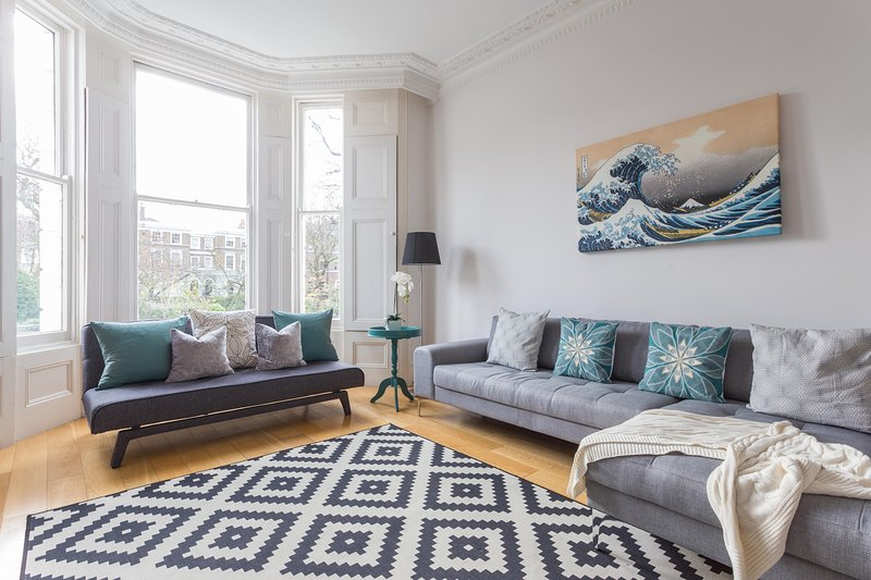 onefinestay - St James's Gardens II private home - Image 1 - London - rentals