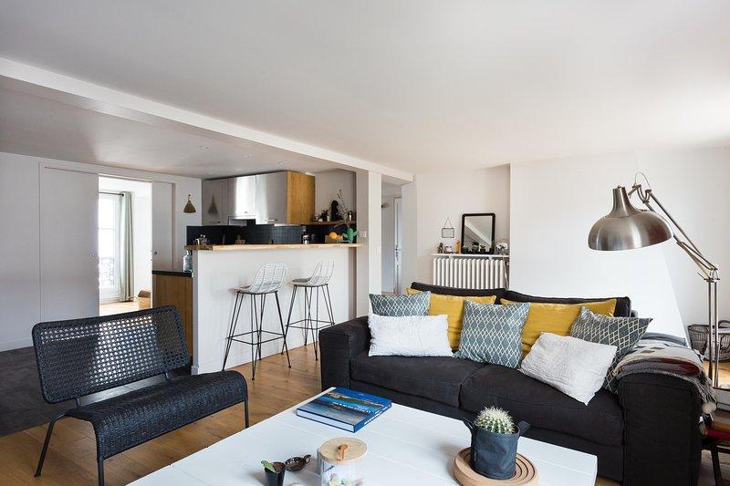 onefinestay - Rue René Boulanger private home - Image 1 - Paris - rentals