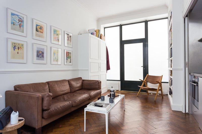 onefinestay - Rue Stanislas private home - Image 1 - Paris - rentals