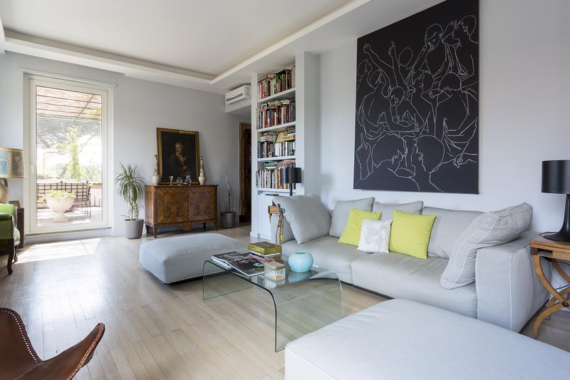 onefinestay - Via Bruxelles private home - Image 1 - Rome - rentals