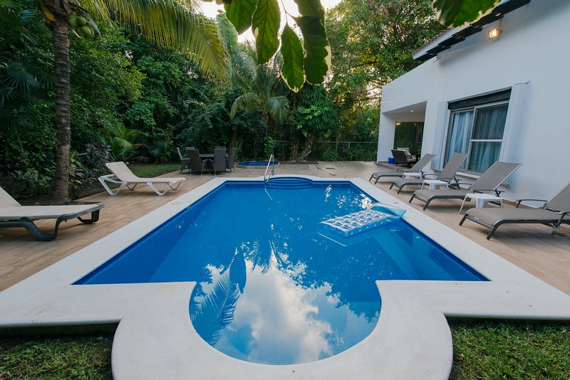Pool - A HOLIDAY VILLA HOUSE IN PLAYA DEL CARMEN, MEXICO - Playa del Carmen - rentals