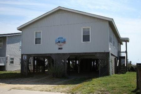 Blue Surf 2 - Image 1 - Oak Island - rentals