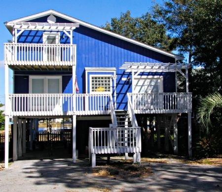 Banks Landing - Image 1 - Oak Island - rentals