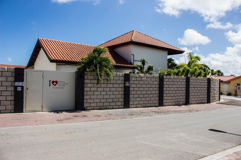 Swiss Paradise Aruba Loft Suite 1-53 - Image 1 - Noord - rentals
