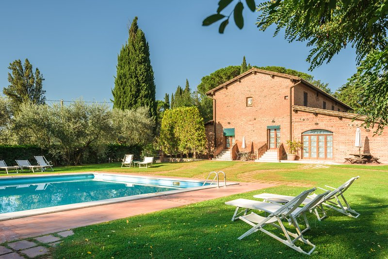 The structure - Apartment Poggino at La Casa delle Querce - Montepulciano - Acquaviva di Montepulciano - rentals