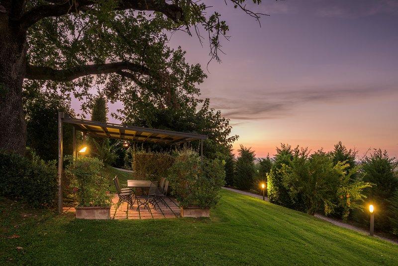 Garden - Apartment Pratino at La Casa delle Querce - Montepulciano - Acquaviva di Montepulciano - rentals
