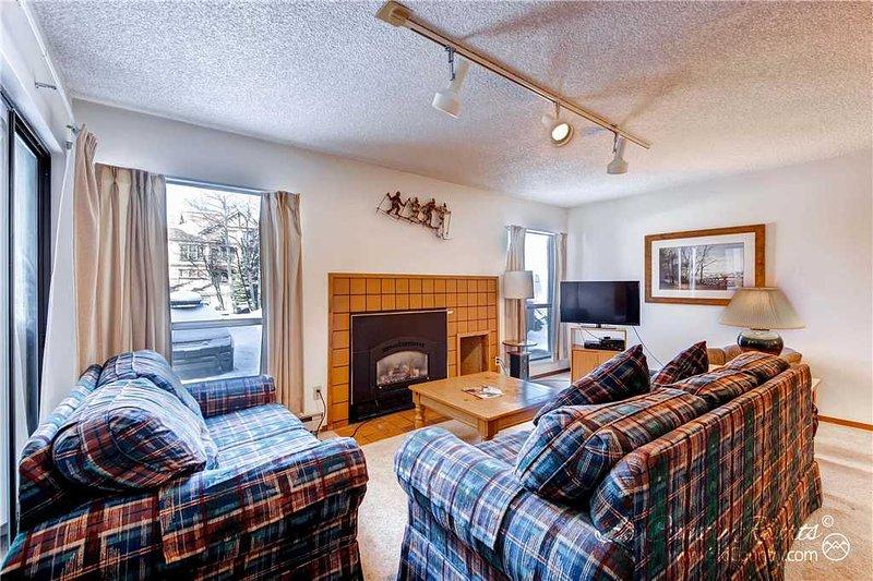 Base Nine Condos A102 by Ski Country Resorts - Image 1 - Breckenridge - rentals