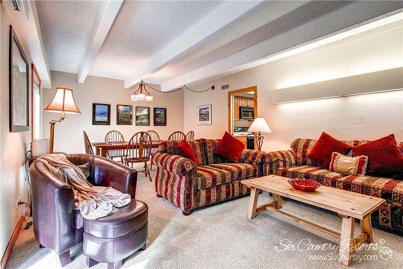 Columbine Condos 103 by Ski Country Resorts - Image 1 - Breckenridge - rentals