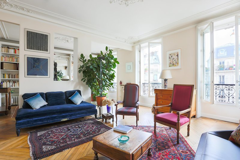 onefinestay - Boulevard Voltaire private home - Image 1 - Paris - rentals