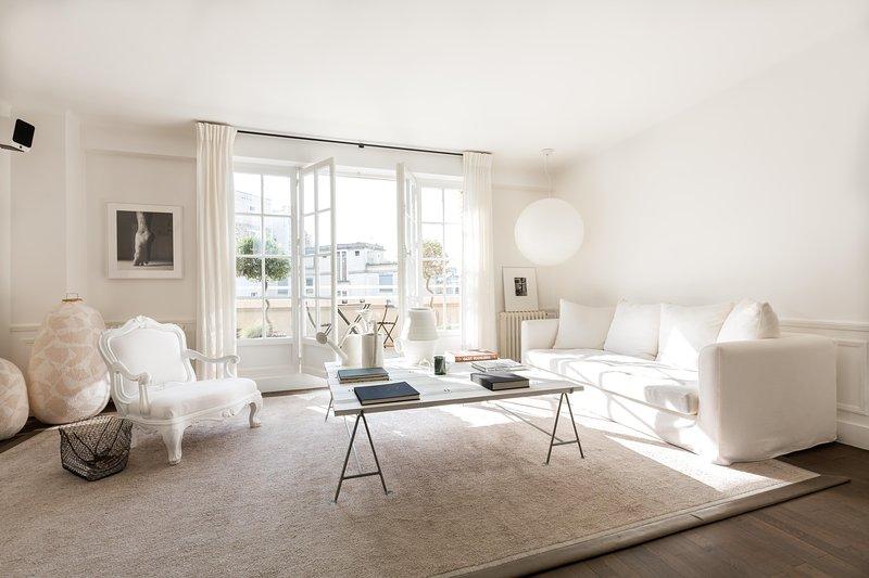 onefinestay - Rue Albéric Magnard private home - Image 1 - Paris - rentals