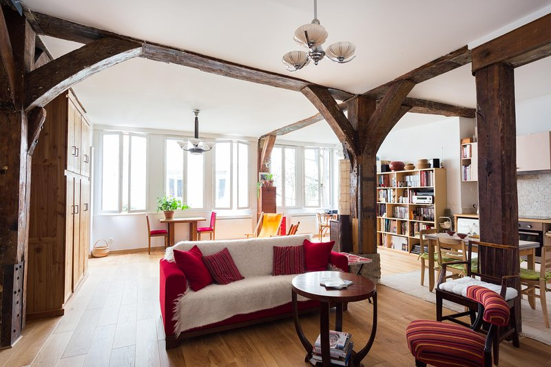 onefinestay - Rue Auguste Barbier private home - Image 1 - Paris - rentals