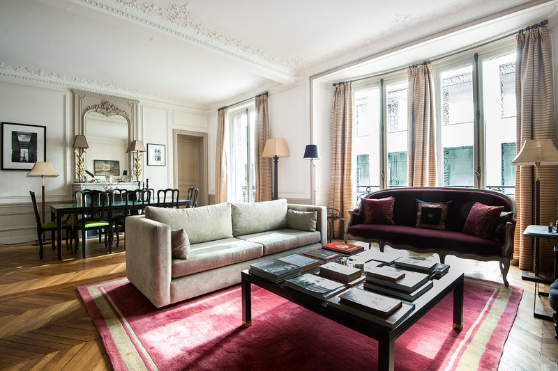 onefinestay - Rue de l'Université VI private home - Image 1 - Paris - rentals
