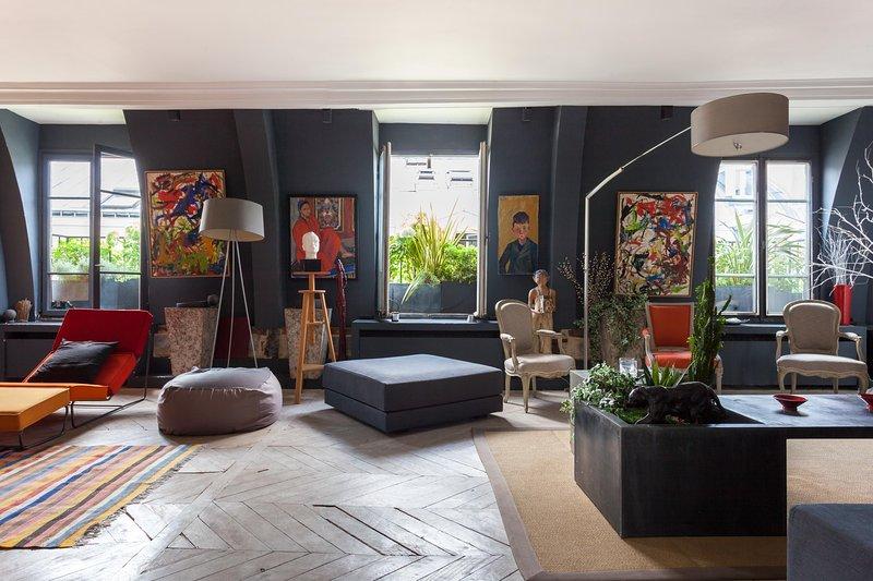 onefinestay - Rue des Beaux-Arts II private home - Image 1 - Paris - rentals