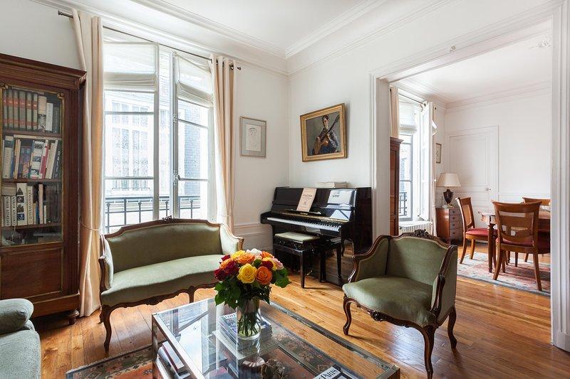 onefinestay - Rue du Cherche-Midi V private home - Image 1 - Paris - rentals