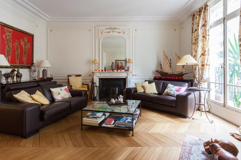 onefinestay - Rue du Colonel Moll private home - Image 1 - Paris - rentals