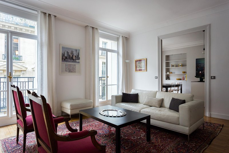 onefinestay - Rue du Ranelagh III private home - Image 1 - Paris - rentals