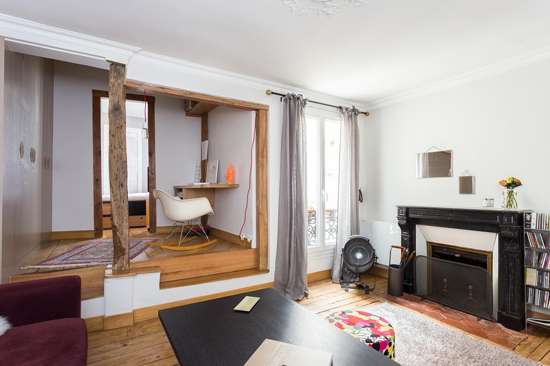 onefinestay - Rue Durantin II private home - Image 1 - Paris - rentals