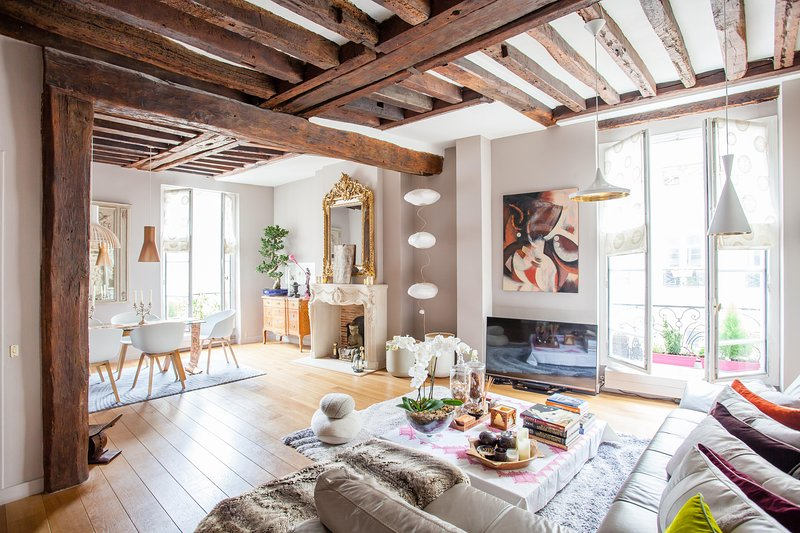 onefinestay - Rue Francaise private home - Image 1 - Paris - rentals
