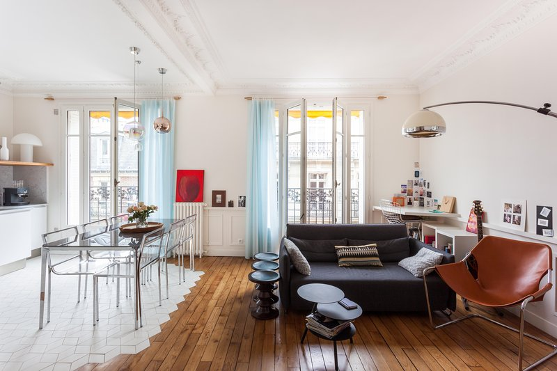 onefinestay - Rue Pierre Demours private home - Image 1 - Paris - rentals