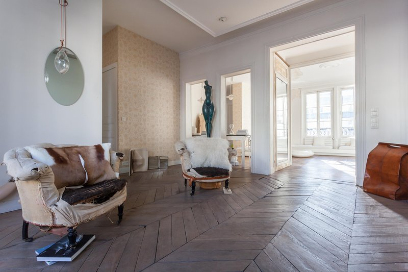 onefinestay - Rue Réaumur private home - Image 1 - Paris - rentals