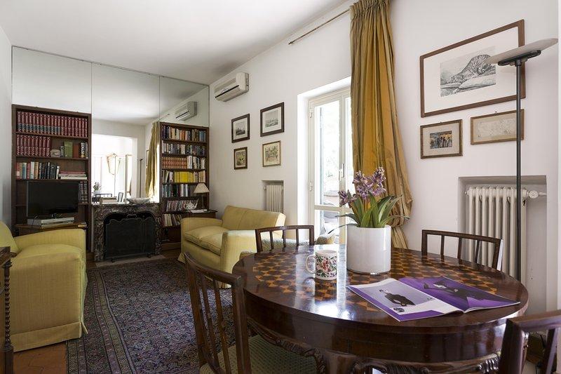 onefinestay - Passeggiata di Ripetta private home - Image 1 - Rome - rentals