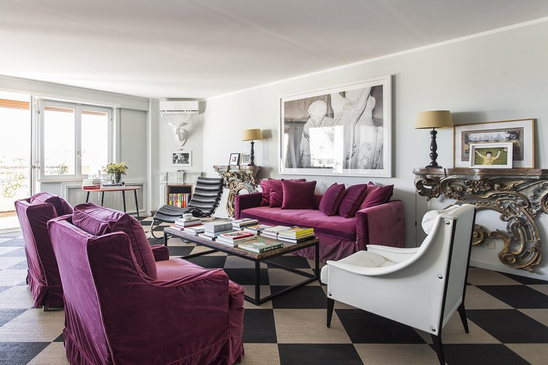 onefinestay - Via Calandrelli private home - Image 1 - Rome - rentals