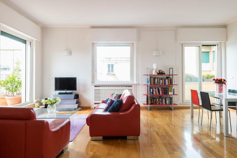onefinestay - Via Cesare Beccaria private home - Image 1 - Rome - rentals