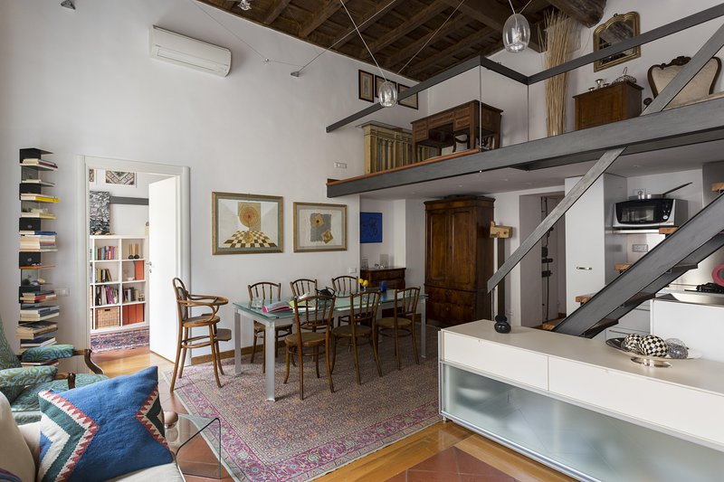 onefinestay - Via del Boschetto private home - Image 1 - Rome - rentals