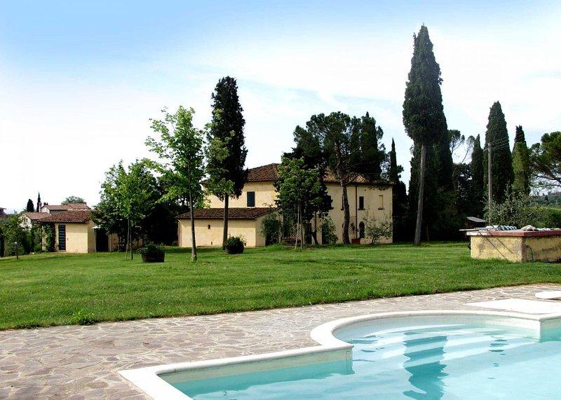 Villa Rustica - Image 1 - Castiglion Fiorentino - rentals