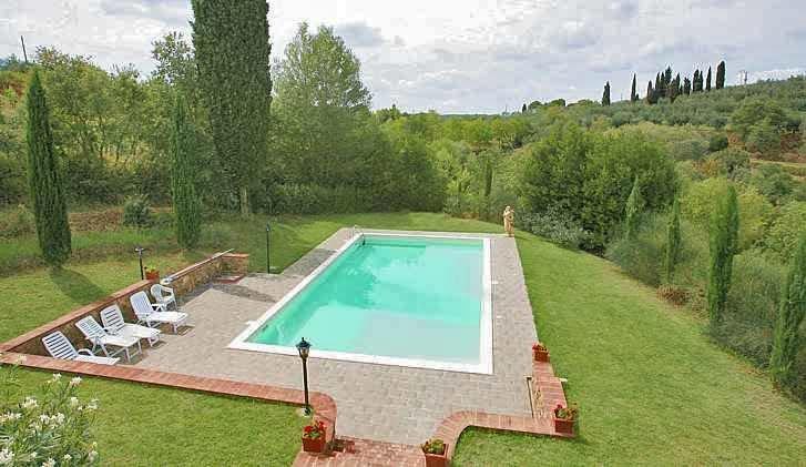 Villa Glorious - Image 1 - Lucignano - rentals