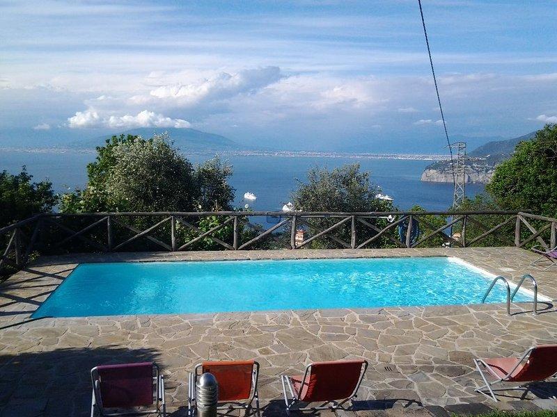 Villa Giuditta - Image 1 - Massa Lubrense - rentals