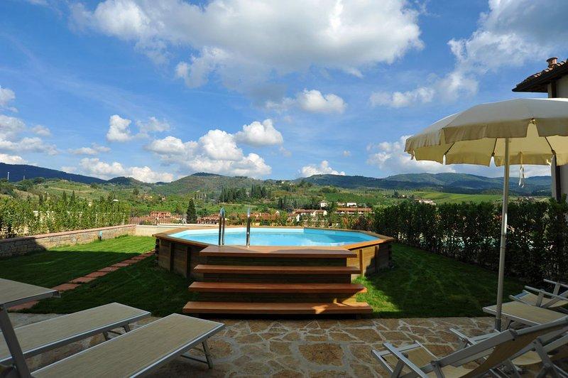 Villa Grilli A - Image 1 - Greve in Chianti - rentals