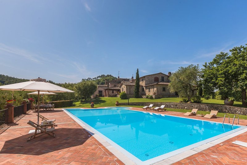 Villa Angie - Image 1 - Monsummano Terme - rentals