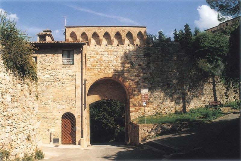 Porta delle Fonti - Image 1 - San Gimignano - rentals