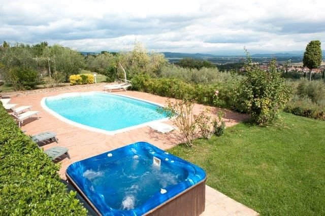 Villa Fabian - Image 1 - Monte San Savino - rentals