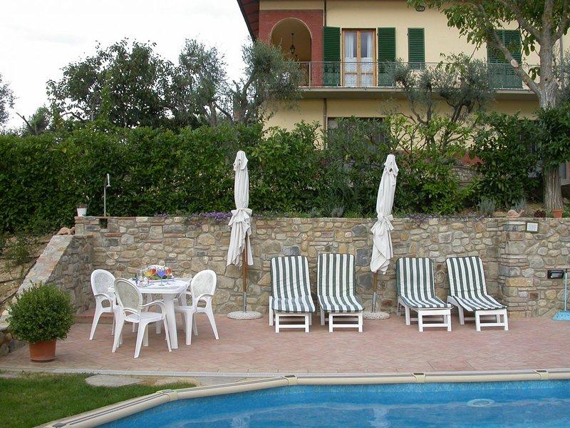 Villa Il Poggio - Image 1 - Tavarnelle Val di Pesa - rentals