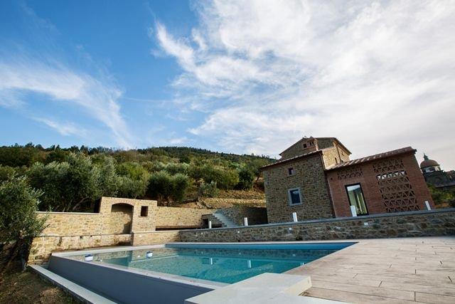 Villa Wind & Cottage Wind O - Image 1 - Cortona - rentals
