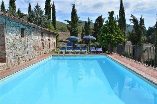 Villa Mulino 9 - Image 1 - Castellina In Chianti - rentals