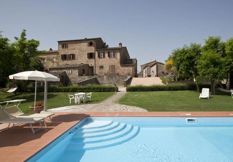 Villa Isolde - Image 1 - Cortona - rentals