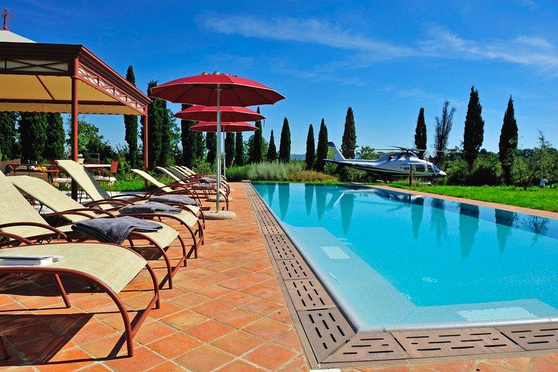Villa Lescaut - Image 1 - Peccioli - rentals